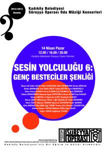 SY6 afiş